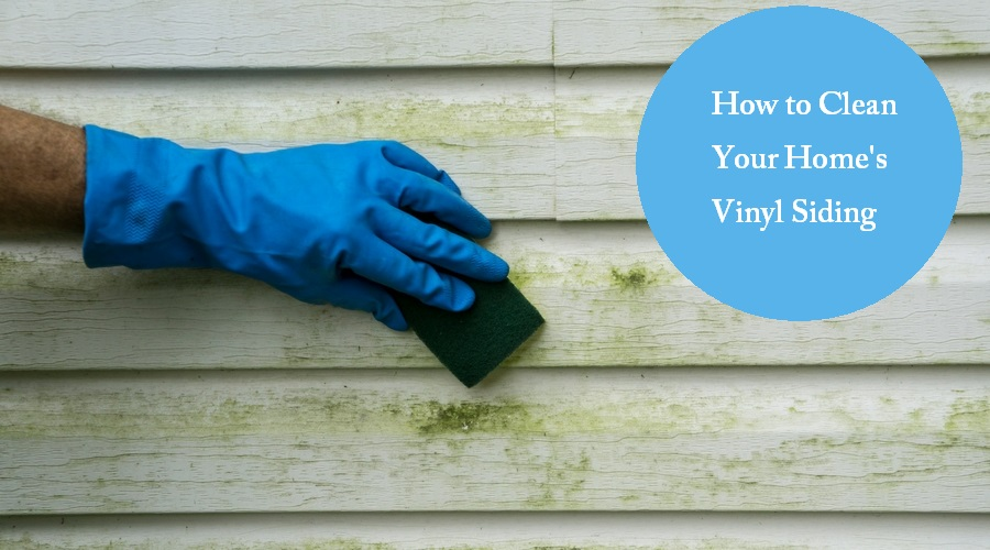 How to Clean Your Home's Vinyl Siding