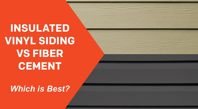Vinyl Siding vs. Fiber Cement