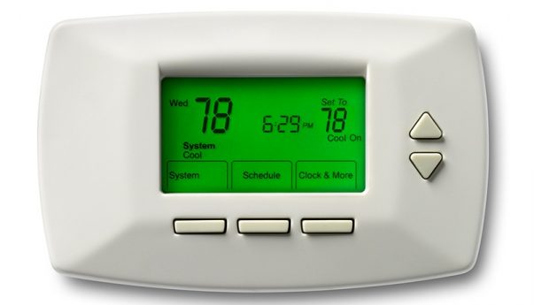 Thermostat Be Set at in Summer