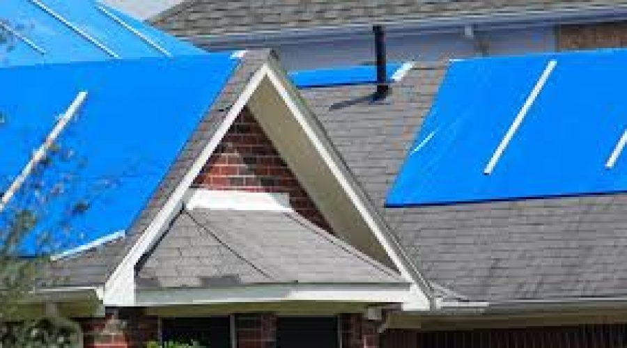 Broken-Shingles-causing-roof-leaks